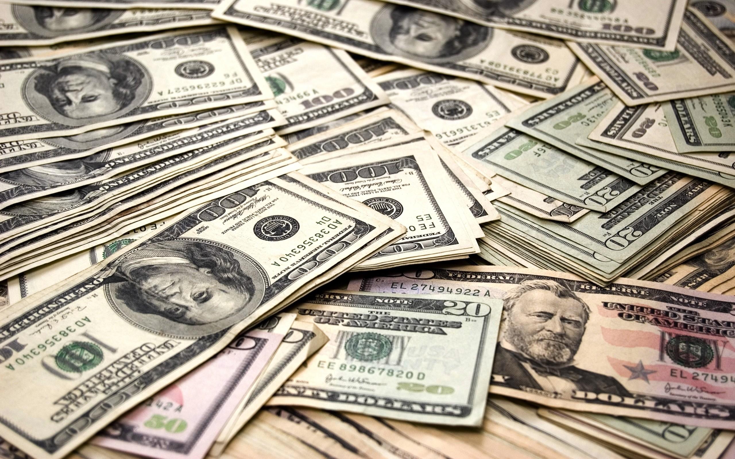 Официальный курс доллара снизился до59,65 рубля