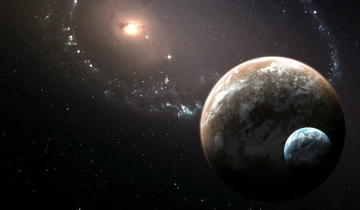 Планета Хспасет население Земли после катастрофы— Ученые