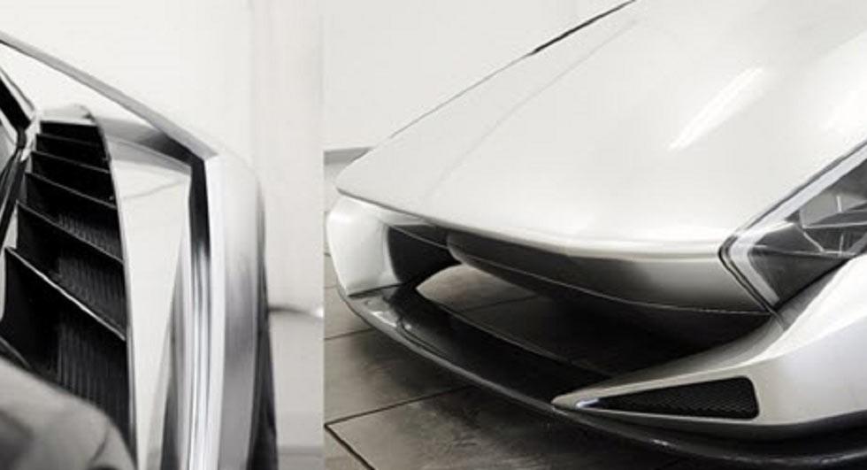Разработчик Ferrari Enzo выпустит карбоновый суперкар с мотором V12