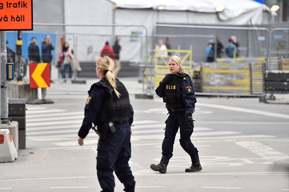 Настроительной площадке вСтокгольме произошел взрыв