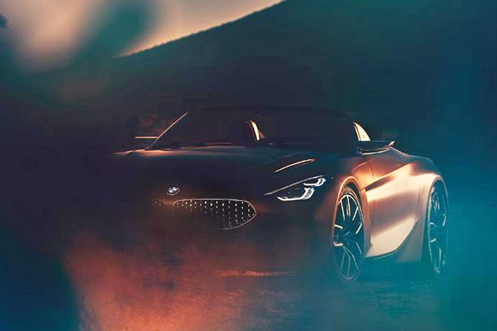 Новейший родстер BMW Z4 полностью рассекретили допремьеры class=