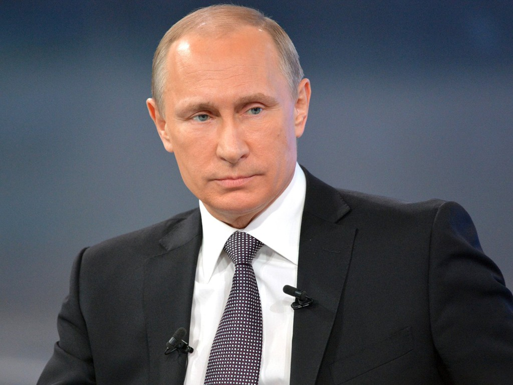 В.Путина изумили плохие дороги насеверо-западе РФ
