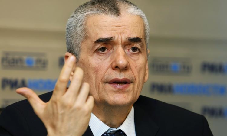 Экс-глава Роспотребнадзора Онищенко рассказал оботрезвлении российской «популяции»