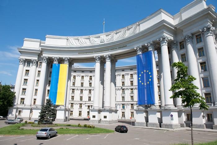 МИД Украины потребовал у Российской Федерации информацию позадержанному вКрыму диверсанту