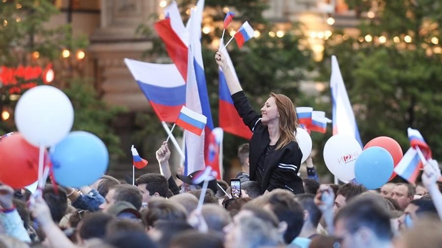 Жители России назвали приоритетные цели вовнешней политике страны