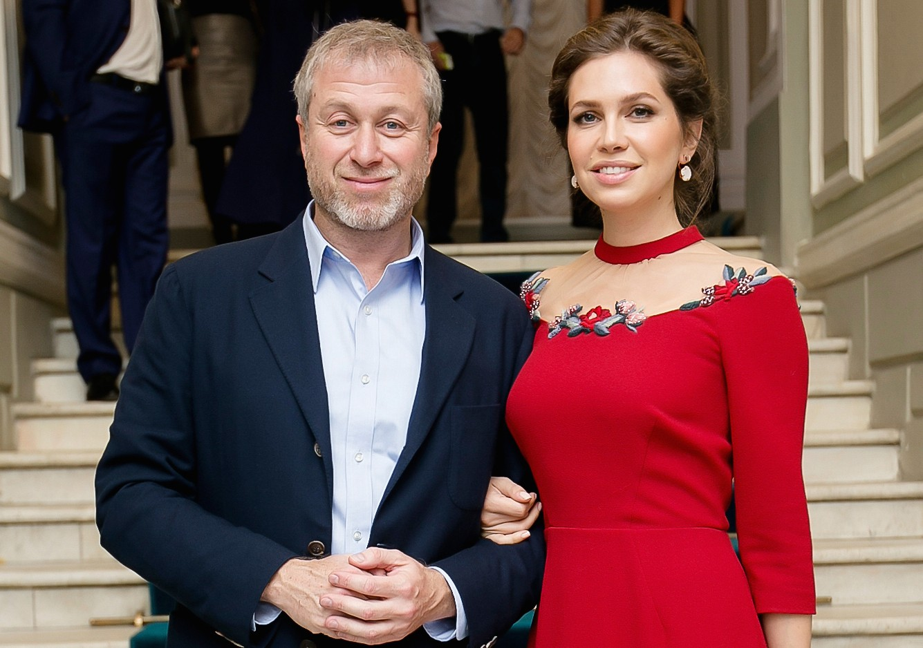 Советник Трампа с супругой впрошлом встречались сРоманом Абрамовичем