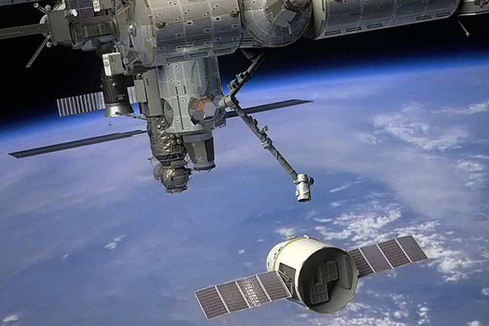 Космический полёт  Википедия