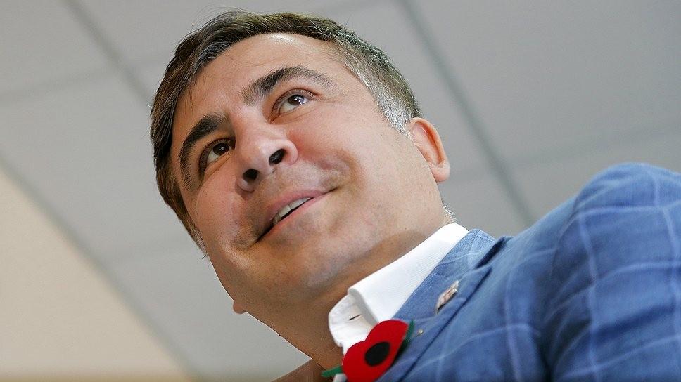 Секретарь политика: Саакашвили неотказался отнамерения приехать в государство Украину