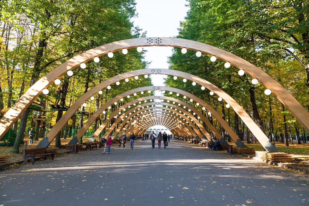 Фестиваль мороженого пройдет встоличном парке «Сокольники» 19