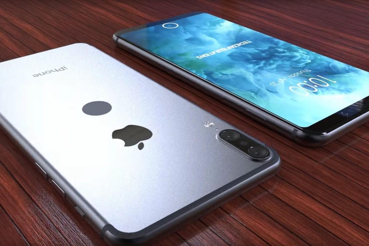 «Макдоналдс» рассекретил характеристики телефона iPhone 8