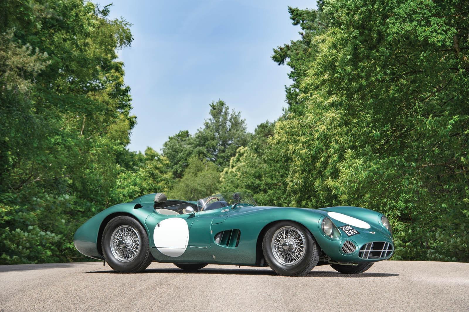 Самый дорогой британский автомобиль вистории продан за $22,5 млн