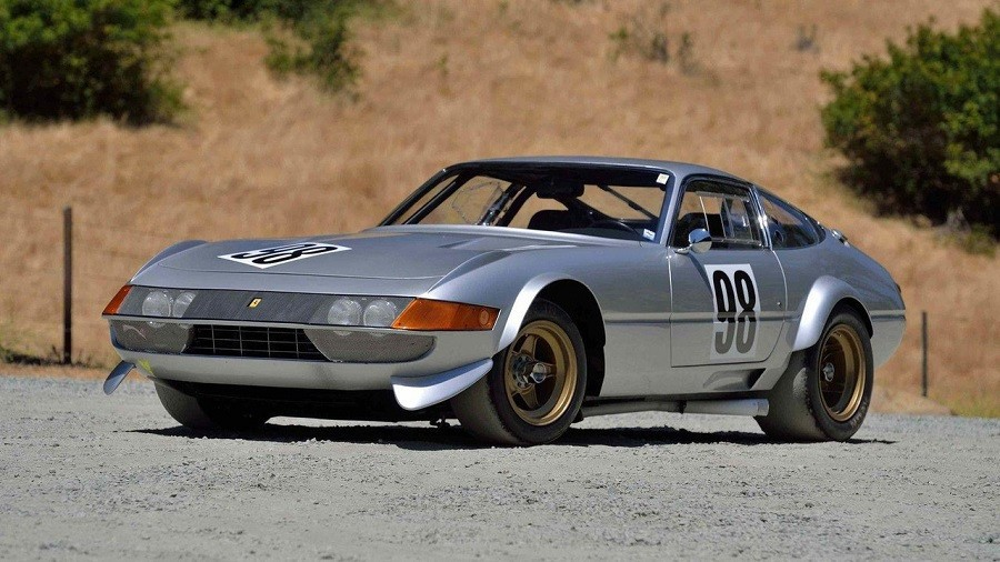 Редкую модель Феррари 365 Competizione Daytona могут реализовать за $1,6 млн.