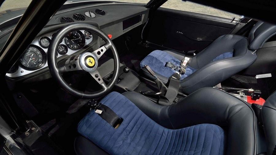 Редкостный Феррари 365 Competizione Daytona оценили в1,6 млн долларов