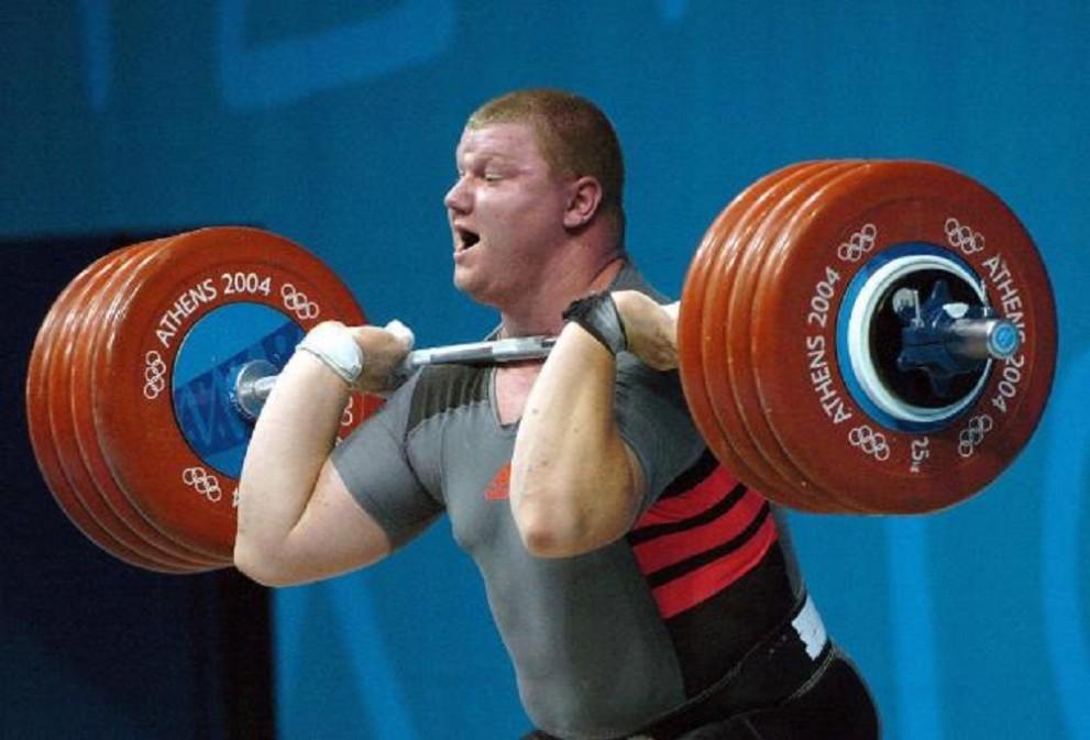Болгарский тяжелоатлет Чолаков скончался ввозрасте 35 лет