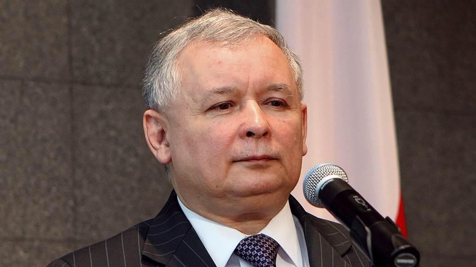 Качиньский поссорился сПорошенко из-за героизации УПА