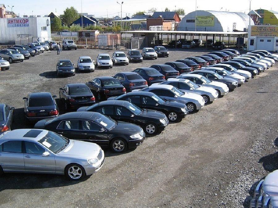 В Российской Федерации упали вцене подержанные автомобили