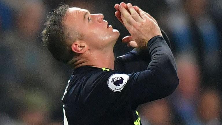 Руни вторым вистории забил 200 голов в британской Премьерлиге