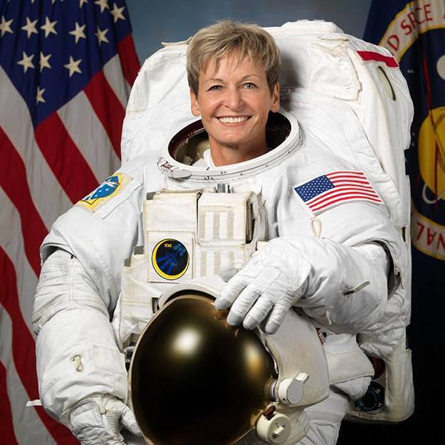 Русский язык был самым сложным этапом подготовки, призналась астронавт НАСА