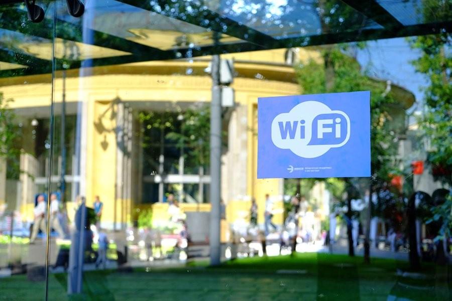 В российской столице растет спрос набесплатный Wi-Fi вобщественном транспорте