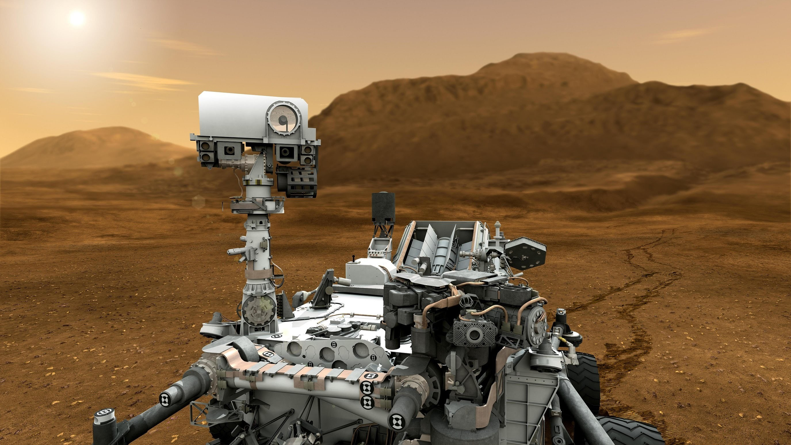 Ученые представили новые свидетельства жизни наМарсе