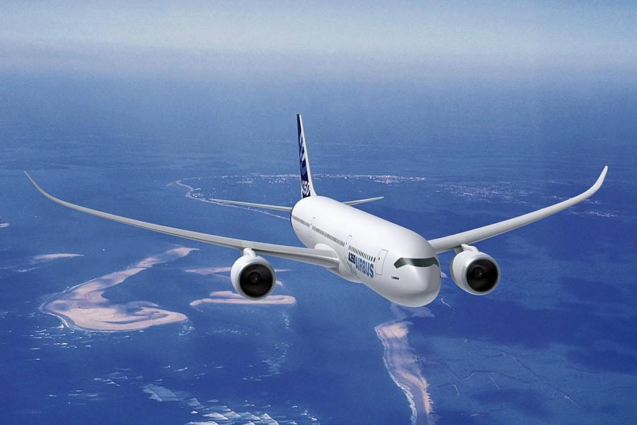 ВEASA поведали овозможности взрыва ивозгорания самолетов Airbus A-350