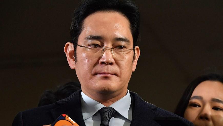 Обвинённый вкоррупции руководитель Самсунг подал апелляцию