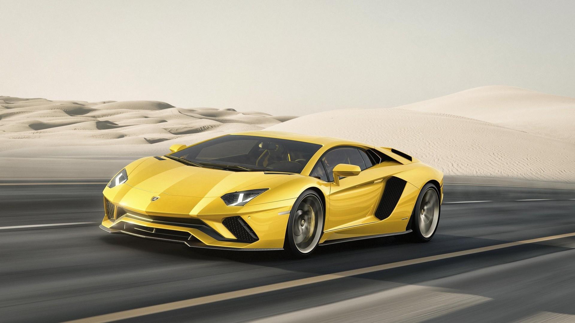 Lamborghini построит Huracan для бездорожья