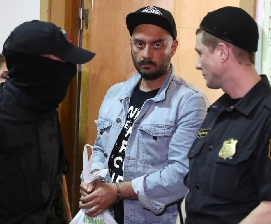 Служба защиты конституционного строя ФСБ заинтересовалась делом Серебренникова