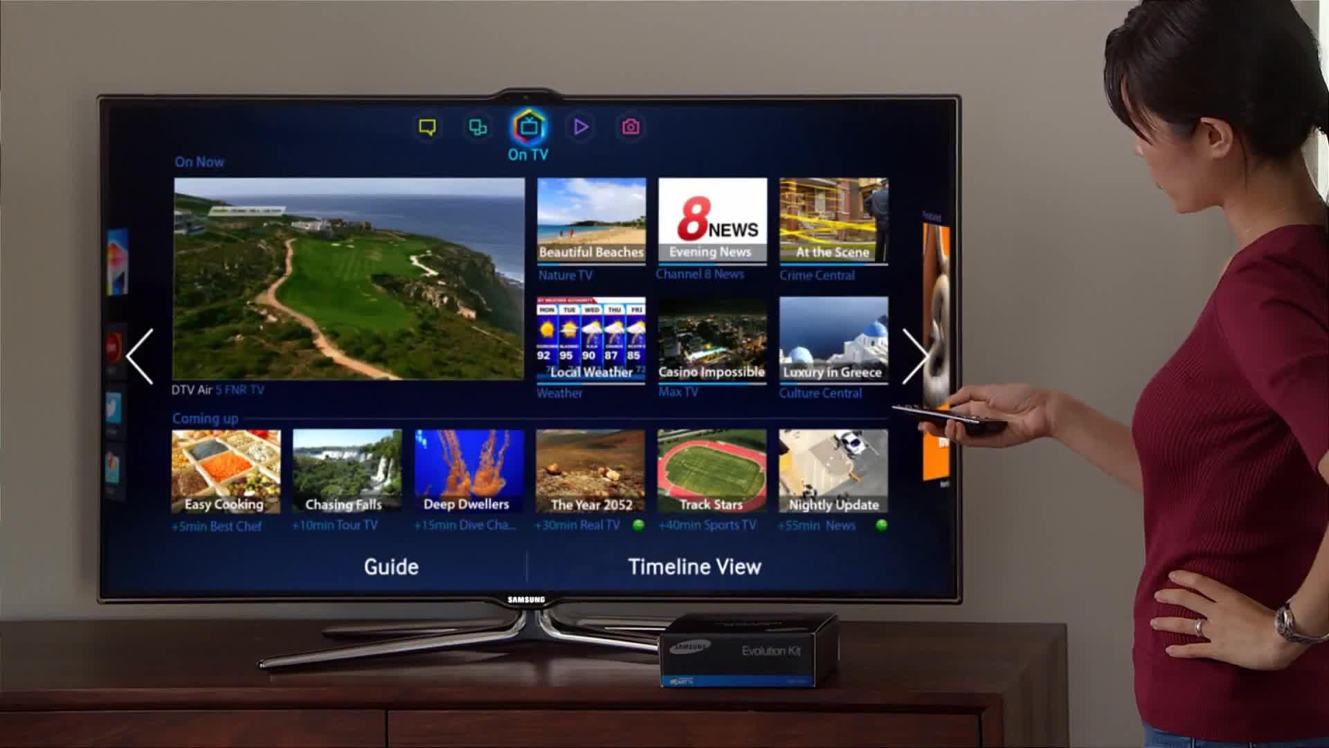 Около тысячи смарт-телевизоров компании Самсунг закончили работать после установки последнегоПО