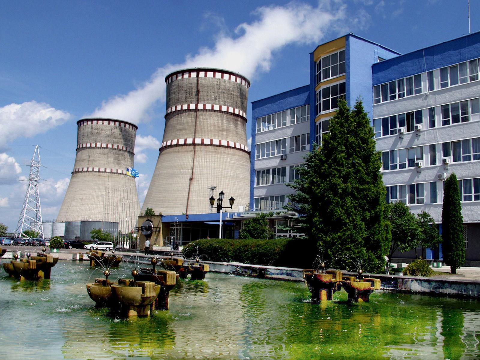Один изэнергоблоков Ровенской АЭС отключили отсети