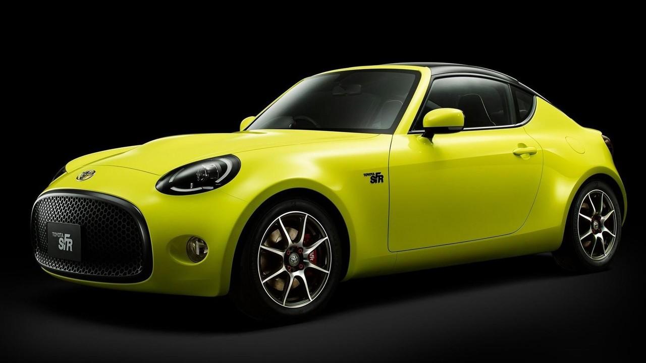 Новый спортивный автомобиль Тойота оказался возрожденной моделью Тоёта Supra