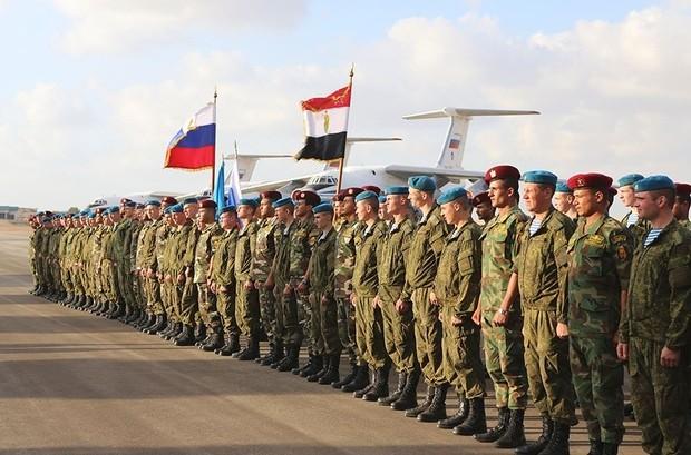 Десантники России иЕгипта впервые проведут наКубани совместные учения