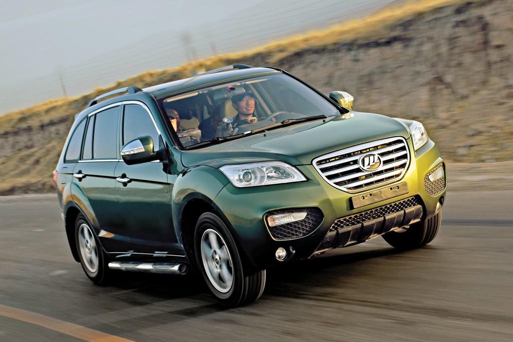 Китайские автомобили становятся популярнее в Российской Федерации