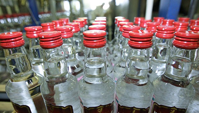 В Министерстве здравоохранения назвали оптимальную цену забутылку водки