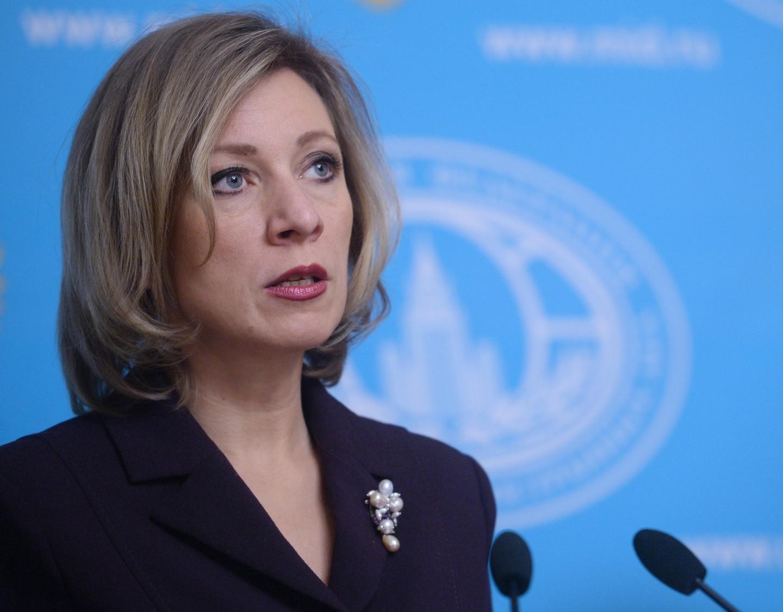 США сократили дипмиссию на РФ пособственной инициативе,— МИД Российской Федерации