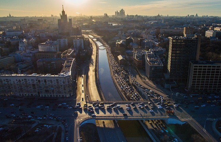 Собянин поведал омасштабном проекте благоустройства реки Яузы