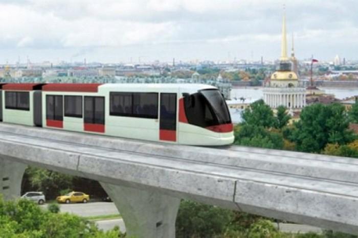 Выяснилось, когда высокоскоростной трамвай соединит Шушары иКолпино