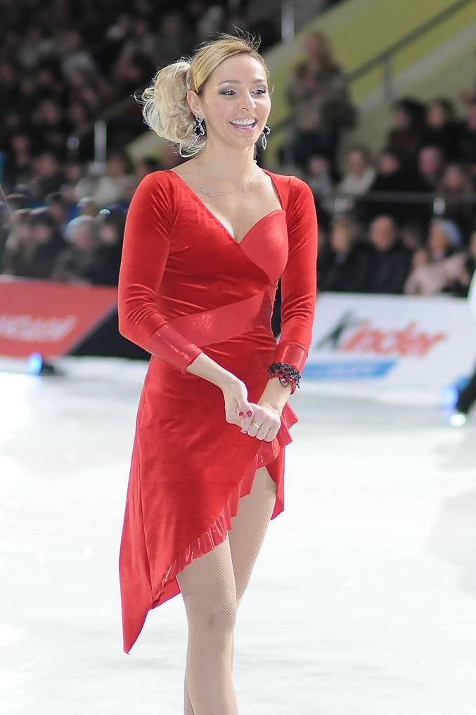 российская фигуристка юлия липницкая фото
