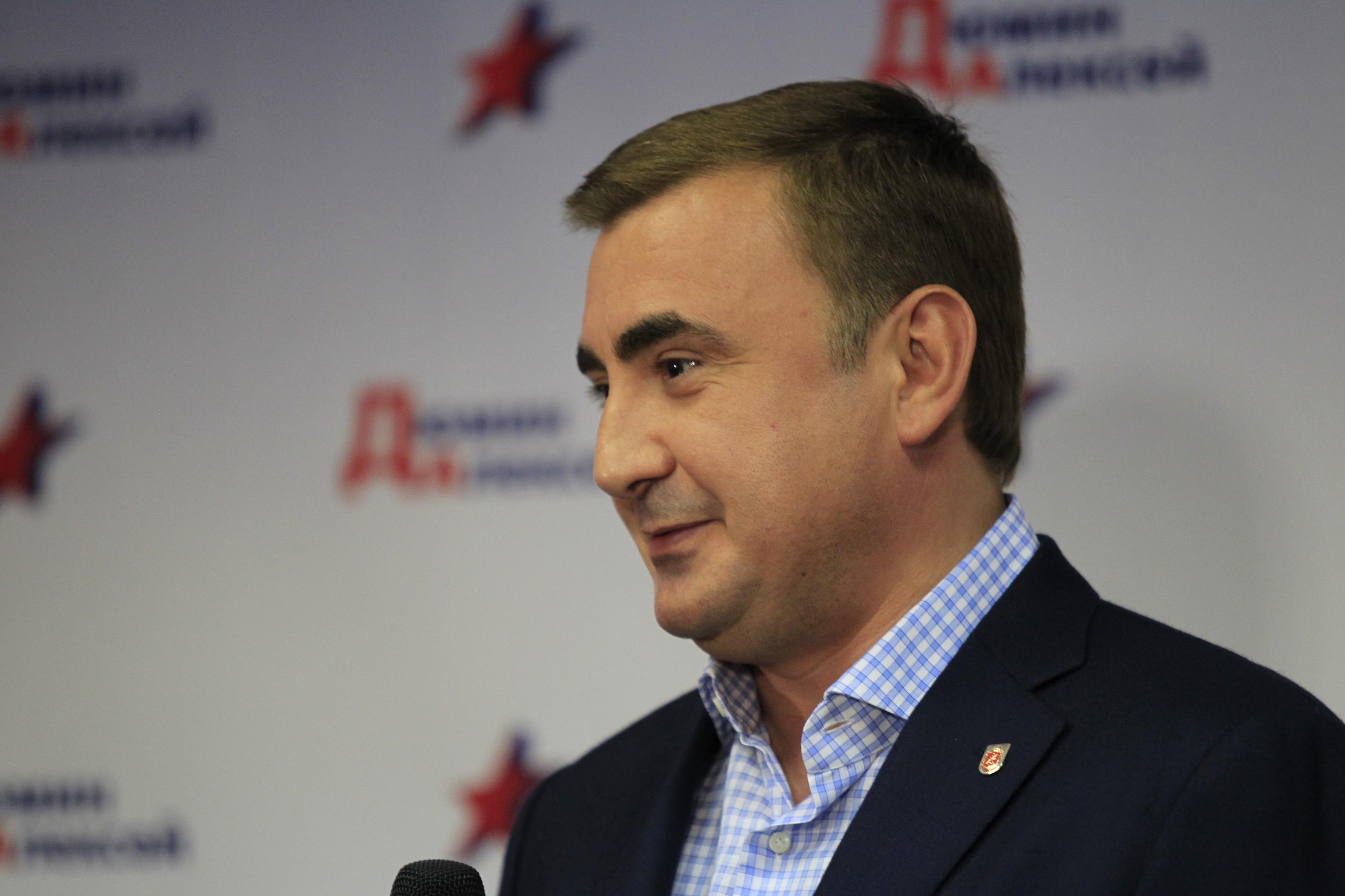 Брат тульского губернатора построитЖК вМоскве