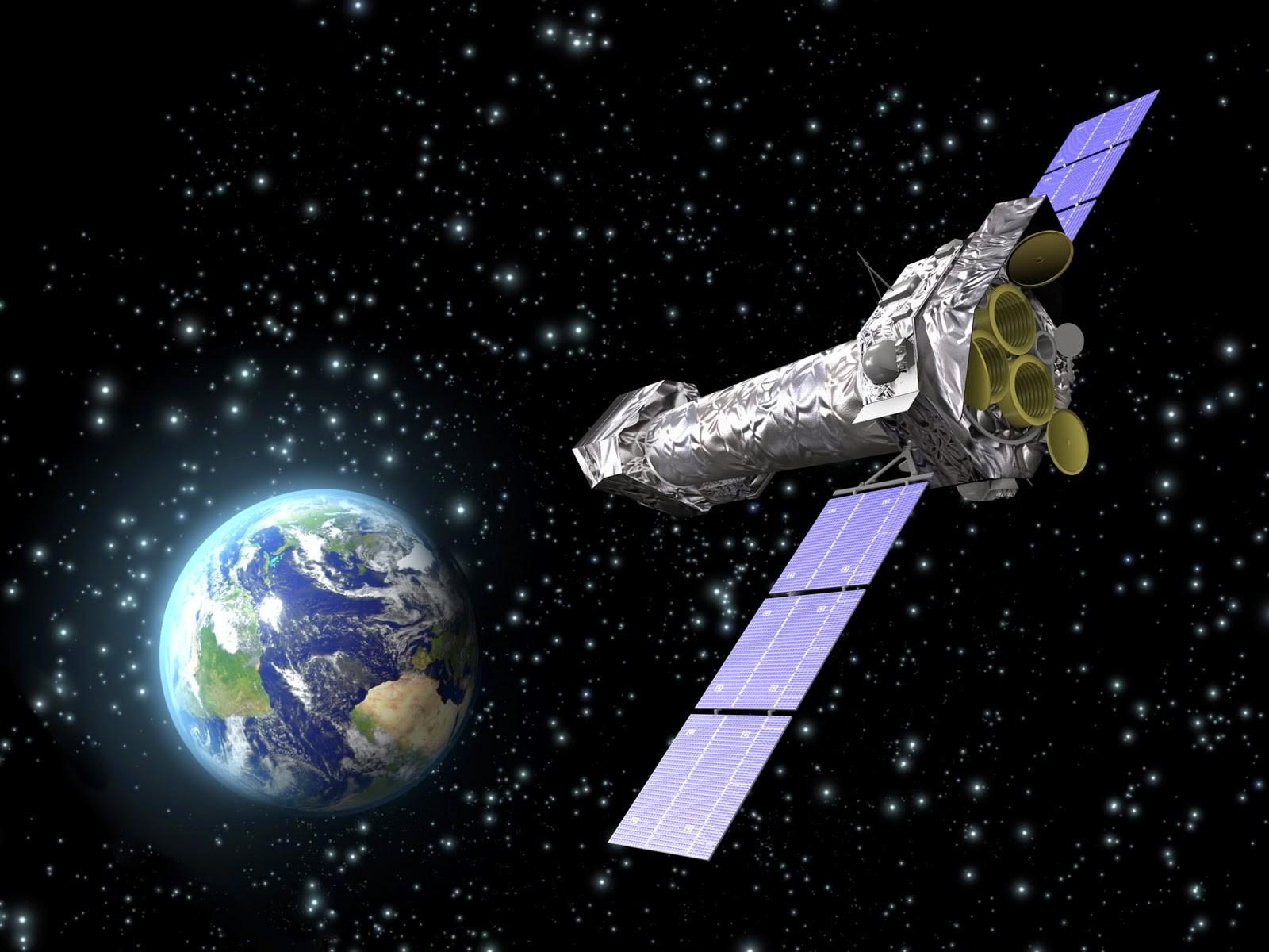Вначале осени  над Пермью будет пролетать наибольший  искусственный спутник Земли