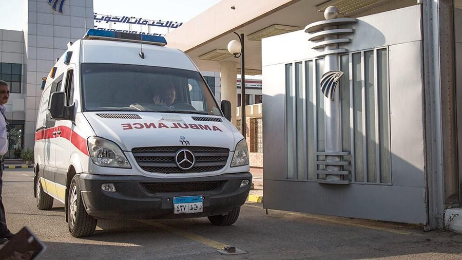 ВЕгипте автобус протаранил фургон: погибли 14 человек