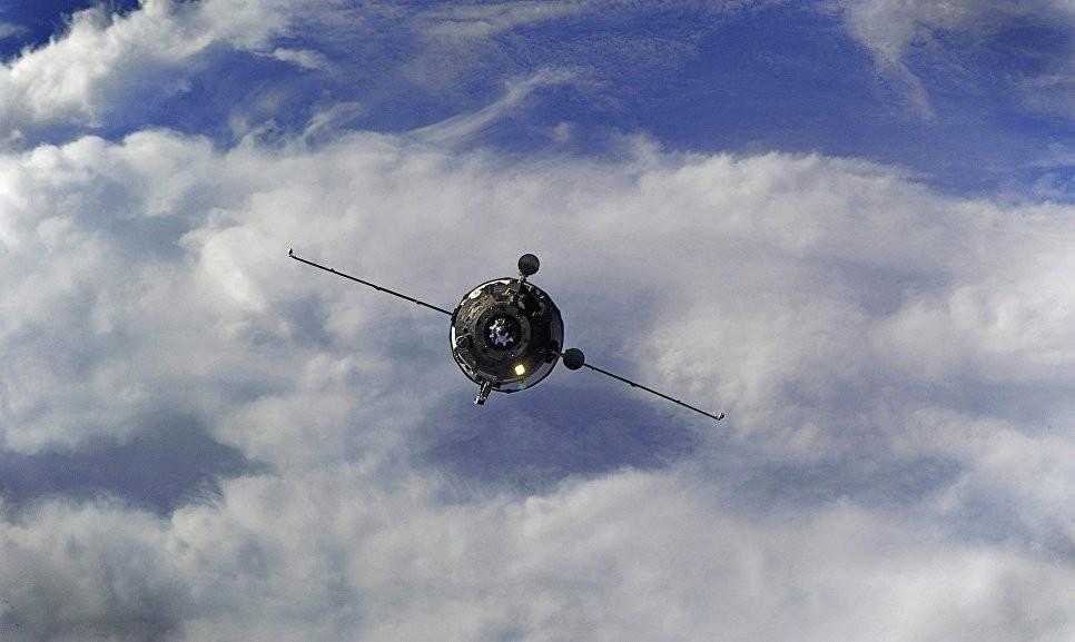 Космический фургон «Прогресс МС-07» впервый раз достигнет МКС затри часа