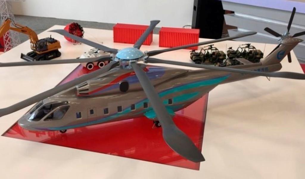 РФ и КНР планируют общее производство 200 тяжелых вертолетов