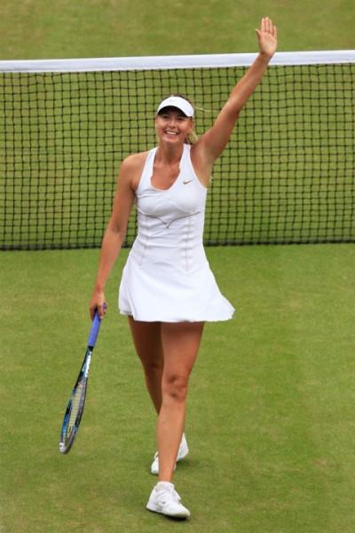 Мария Шарапова завоевала первую победу после травмы