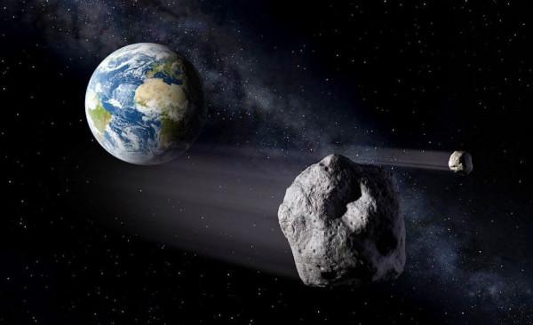 6 августа около Земли пролетит опасный астероид 2017 NB7