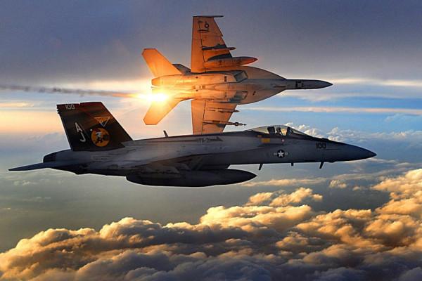 Самолеты НАТО «ненароком» нарушили воздушное пространство Финляндии