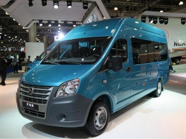 Спрос на фургоны и микроавтобусы