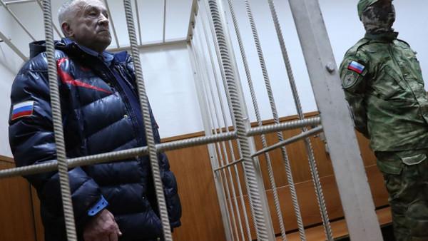СК ходатайствует о переводе главы Удмуртии Соловьева под домашний арест
