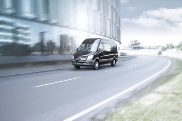Полностью электрический Mercedes-Benz Sprinter будет производиться в Дюссельдорфе