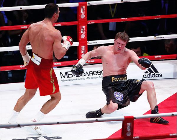 Поветкин не расстроился из-за несостоявшегося боя-реванша с Кличко